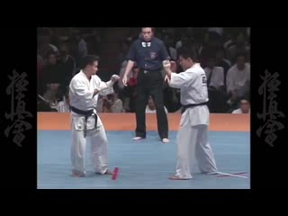 Kyokushin Karate Fighter 010 - LITTLE GIANT  Kenji Midori (緑 健児)