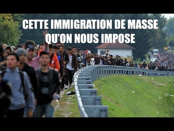 CORBAC - CETTE IMMIGRATION DE MASSE QUON NOUS IMPOSE