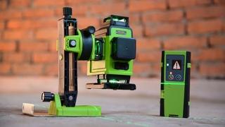 4D Лучший Лазерный Уровень с Aliexpress Clubiona 16 линий для ремонта СВОИМИ РУКАМИ!