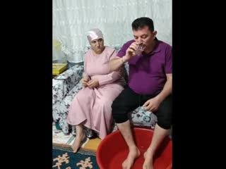 Муж и жена - одна сатана!