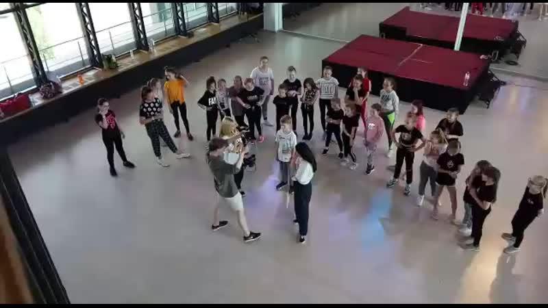 Супер мега прокач от Маши Цой и Юлии Велижанской хореография