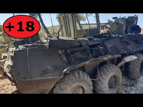 Syria Militants finally posted a video of July 14th 2020 SVBIED attack on Russian Turkish patrol
