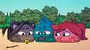Аниме детские мультики Анимация Ниллоу Милшу Maska Vlada Gumunksveet