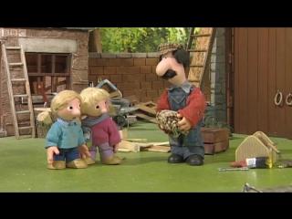 Postman pat 2 [почтальон пэт] postman pat and the double disguise cartoons in english for kids [мультфильм на английском для