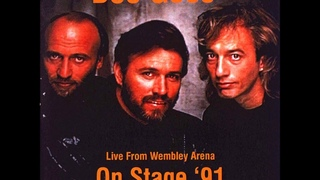 Bee Gees Live at Wembley Arena, London - 1991 (audio only)