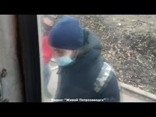 В Карелии водители троллейбусов выгоняют пассажиров из транспорта