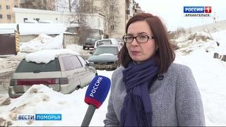Власти Архангельска объявили войну автоподснежникам