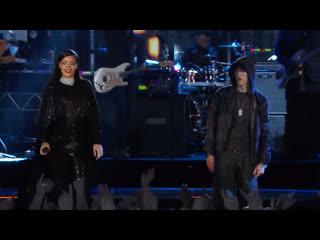 Eminem & rihanna — «the concert for valor» (live) | эминем выступил на «the concert for valor» (2014)