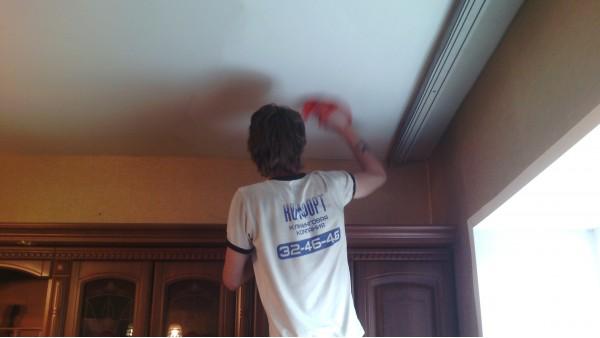 Мойка полотна от плесени натяжные потолки цены Республика Хакасия