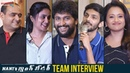 Nani's Gang Leader Team Interview With Suma Nani Karthikeya Vikram Kumar Anirudh Ravichander
