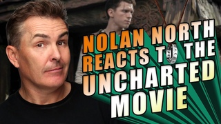 Nolan North Reacts To The Uncharted Movie (Exclusive Photos Revealed!)