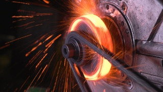 Centrifugal Clutch In Slow Motion (Pushed to Failure)