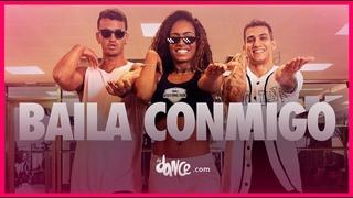 Baila Conmigo - Dayvi, Victor Cárdenas ft. Kelly Ruiz  | #FiqueEmCasa e Dance #Comigo