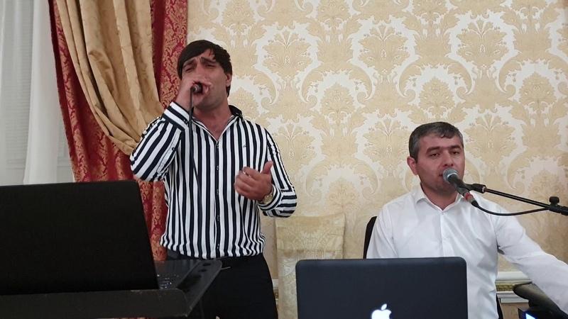Мурза Алескендеров на свадьбе
