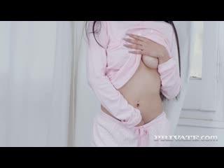 Rae Lil Black - Asian Beauty (Asian, Big Tits, Blowjob, Brunette, Creampie, Tato
