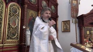Иерей Сергий Макаров - проповедь в день памяти прп. Феодосия Великого