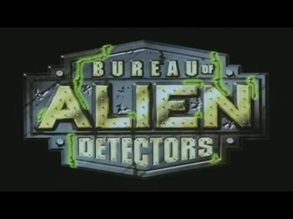 Мультсериал Космические агенты Bureau of Alien Detectors 3 серия