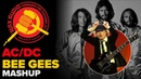 Stayin' in Black (Bee Gees AC/DC Mashup) by Wax Audio