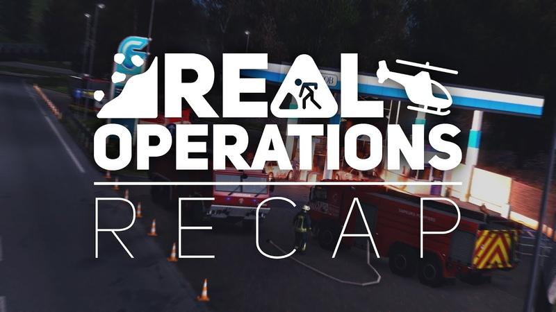 Real Operations 10 Recap