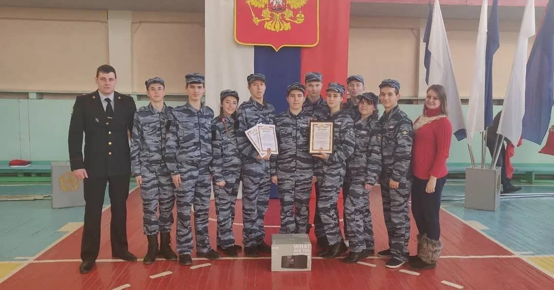 Отряд студентов Петровского филиала СГТУ стал участником открытого первенства по служебно-прикладным видам спорта среди молодёжных объединений правоохранительной направленности