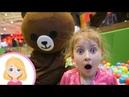 Маленькая Вера vlog - Убежать от страшного медведя