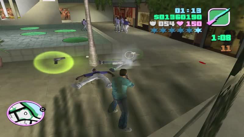 GTA Vice City Жажда смерти 24