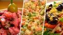 Легкие САЛАТЫ на Новый Год 2020. Вкусно, Быстро и Просто. Рецепты на Новый Год Семья на кухне