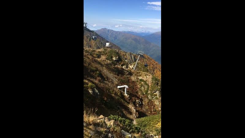 Роза Хутор высота 2320. Красота неимоверная