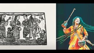 Parvathy Baul presents Shakta Bhav: songs of Tantric mysticism