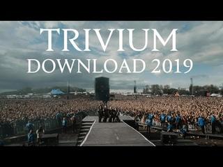 TRIVIUM | DOWNLOAD 2019 | FULL SHOW | PRO SHOT