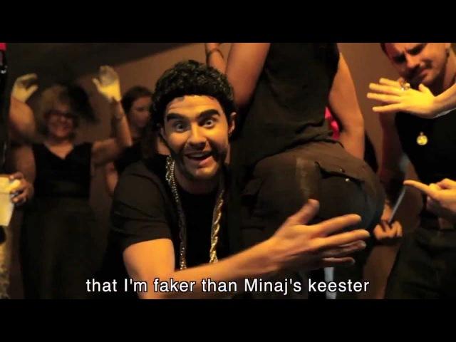 русские субтитры Drake Started From The Bottom PARODY Bart Baker