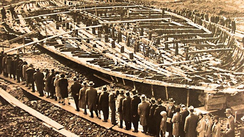 История этих кораблей времен Римской империи потрясла мир. Самые необычные находки
