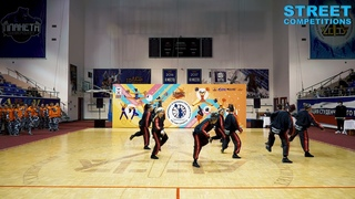Street Competitions 2021  - 062 - Forever Youngs, Сыктывкар