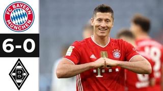 Bayern Munchen vs Borussia Monchengladbach 6−0 - Extеndеd Hіghlіghts & All Gоals 2021 HD