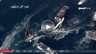 Volvo Ocean Race 2017/18: Höhepunkte der ersten Etappe