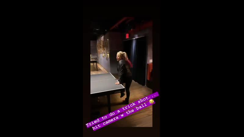 Video@alexablissdaily Обновление Instagram Story Алексы Блисс 25 февраля 2020