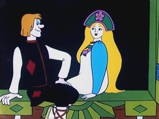 Мультфильм Летучий корабль. (Союзмультфильм), 1980г.