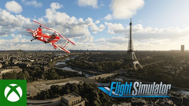 Microsoft Flight Simulator Netherlands Belgium Luxembourg and France World Update Trailer