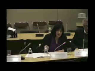 Les interventions de Muriel Salmona à lAssemblée Nationale - 18_01_2018
