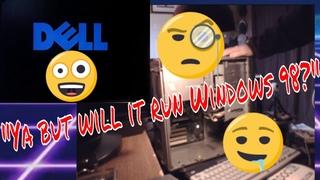 Is This Roadside Rescue Dell Dimension 8100 a Future Windows 98 Machine? (Part 1)