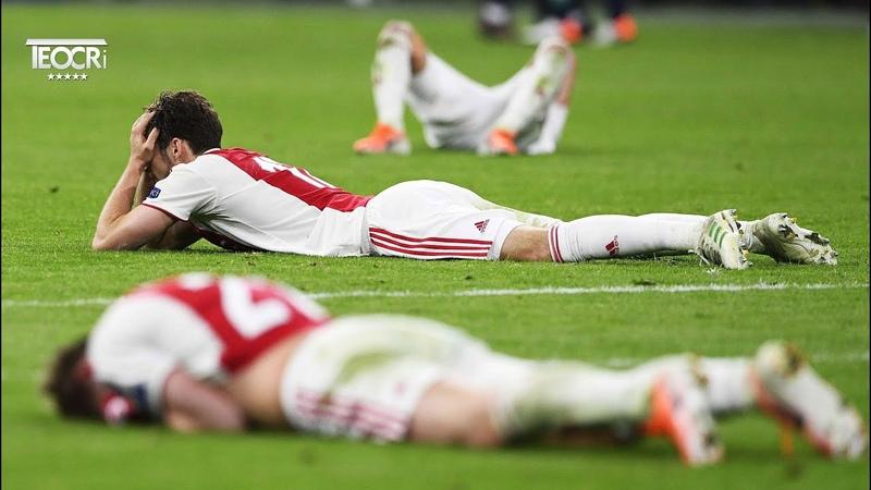 Heartbreaking Football Moments....