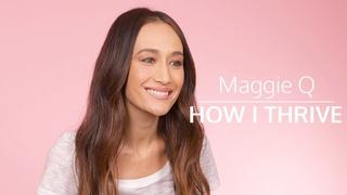 Maggie Q on Prioritizing, Prayer, and Burnout