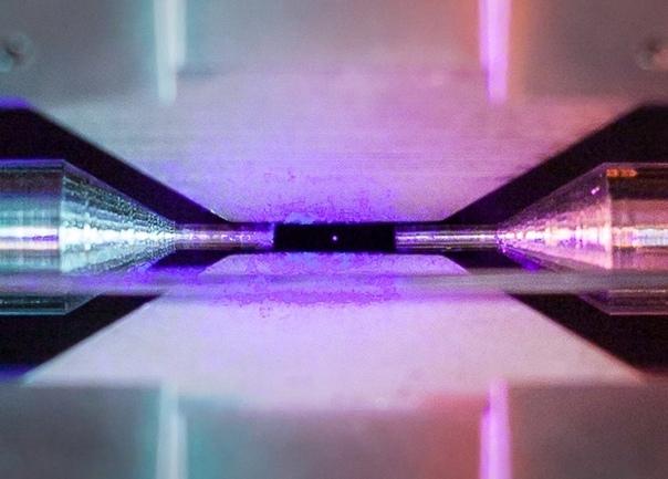 Вы можете увидеть атом невооруженным глазом!