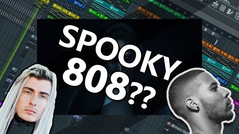 How to make 808 Trap | Spooky | Free FLP