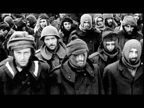 Городские истории Военнопленные после Сталинградской битвы