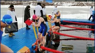 Моржи из Чувашии   завоевали 18 медалей на Кубке Большой Невы