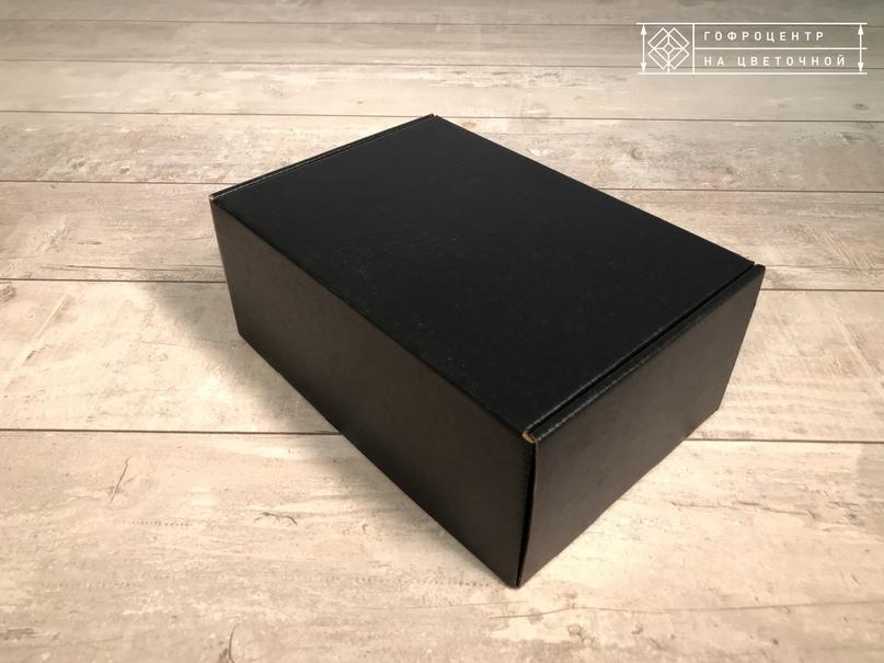Коробки с логотипом - нанесение цветной печати при изготовлении картонных коробок на заказ., изображение №11