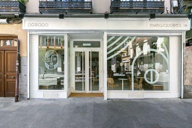 Демократичная кофейня Agrado Café в Мадриде