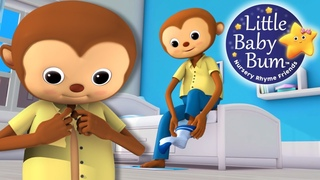 Getting Dressed Song | Learn with Little Baby Bum | Nursery Rhymes for Babies | ABCs and 123s