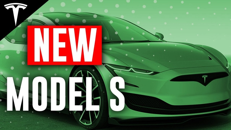 NEW Tesla Models S And Model X Coming Soon LEAKS
